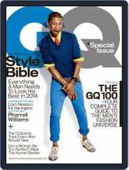 GQ (Digital) Subscription March 25th, 2014 Issue