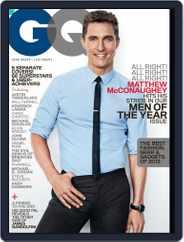 GQ (Digital) Subscription November 13th, 2013 Issue