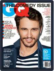 GQ (Digital) Subscription May 22nd, 2013 Issue