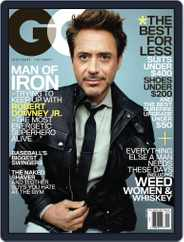 GQ (Digital) Subscription April 23rd, 2013 Issue