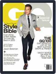 GQ (Digital) Subscription March 26th, 2013 Issue