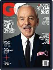 GQ (Digital) Subscription December 25th, 2012 Issue