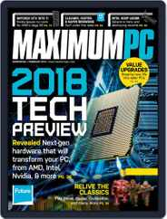 Maximum PC (Digital) Subscription February 1st, 2018 Issue