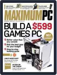 Maximum PC (Digital) Subscription August 1st, 2017 Issue