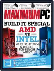 Maximum PC (Digital) Subscription July 1st, 2017 Issue