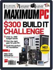 Maximum PC (Digital) Subscription March 1st, 2017 Issue