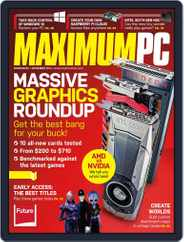 Maximum PC (Digital) Subscription November 1st, 2016 Issue