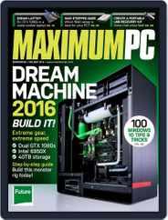 Maximum PC (Digital) Subscription October 1st, 2016 Issue
