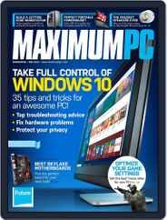 Maximum PC (Digital) Subscription April 5th, 2016 Issue