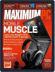 Maximum PC (Digital) Subscription March 8th, 2016 Issue