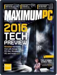 Maximum PC (Digital) Subscription December 15th, 2015 Issue