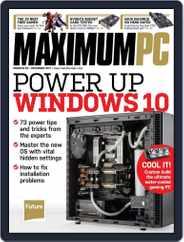 Maximum PC (Digital) Subscription October 20th, 2015 Issue