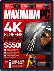 Maximum PC (Digital) Subscription October 21st, 2014 Issue