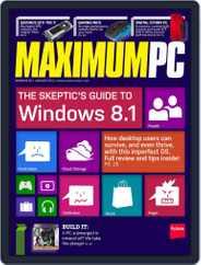 Maximum PC (Digital) Subscription December 17th, 2013 Issue