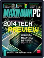 Maximum PC (Digital) Subscription October 22nd, 2013 Issue