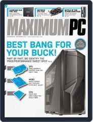 Maximum PC (Digital) Subscription October 22nd, 2012 Issue