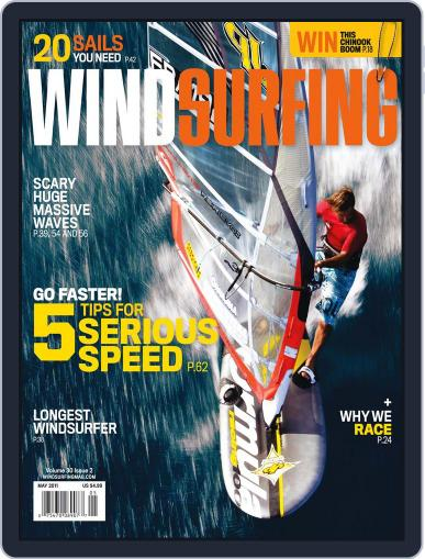 Windsurfing (Digital) April 2nd, 2011 Issue Cover