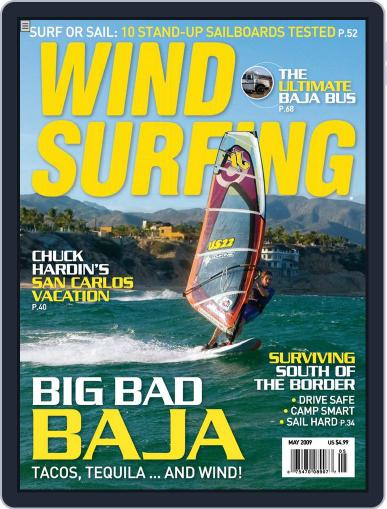 Windsurfing (Digital) March 26th, 2009 Issue Cover