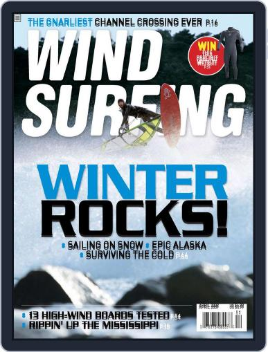 Windsurfing (Digital) January 30th, 2009 Issue Cover