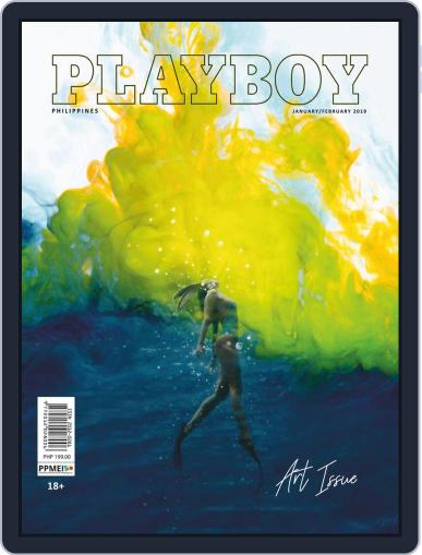 Playboy Philippines (Digital) January 1st, 2019 Issue Cover