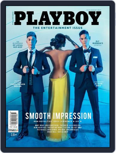 Playboy Philippines (Digital) September 1st, 2017 Issue Cover