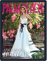 Palm Beach Illustrated (Digital) Subscription December 1st, 2018 Issue