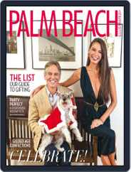 Palm Beach Illustrated (Digital) Subscription December 1st, 2017 Issue
