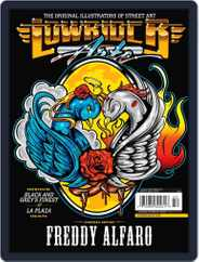 Lowrider Arte (Digital) Subscription August 2nd, 2011 Issue