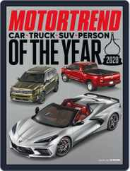 MotorTrend (Digital) Subscription January 1st, 2020 Issue