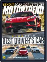 MotorTrend (Digital) Subscription December 1st, 2019 Issue