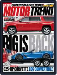 MotorTrend (Digital) Subscription May 2nd, 2014 Issue