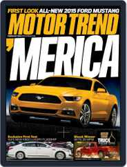 MotorTrend (Digital) Subscription December 31st, 2013 Issue