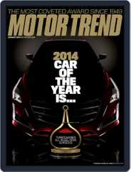 MotorTrend (Digital) Subscription December 3rd, 2013 Issue