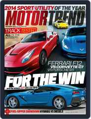 MotorTrend (Digital) Subscription November 5th, 2013 Issue