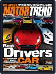 MotorTrend (Digital) Subscription October 8th, 2013 Issue