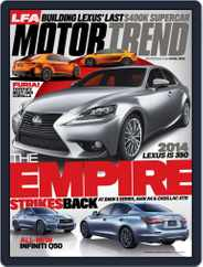 MotorTrend (Digital) Subscription February 26th, 2013 Issue