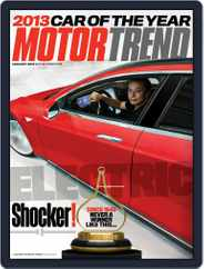 MotorTrend (Digital) Subscription November 27th, 2012 Issue