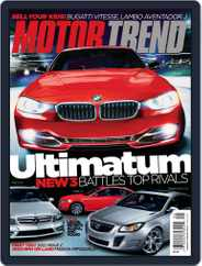 MotorTrend (Digital) Subscription March 27th, 2012 Issue