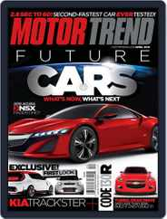 MotorTrend (Digital) Subscription February 28th, 2012 Issue