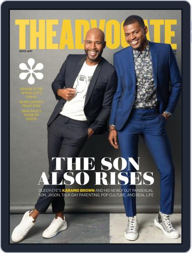 The Advocate (Digital) October 1st, 2019 Issue Cover