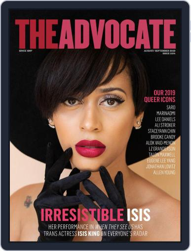 The Advocate (Digital) August 1st, 2019 Issue Cover