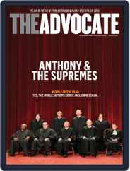 The Advocate (Digital) Subscription December 1st, 2015 Issue