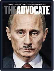 The Advocate (Digital) Subscription December 1st, 2014 Issue