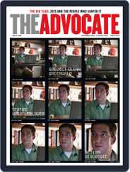 The Advocate (Digital) Subscription November 22nd, 2013 Issue