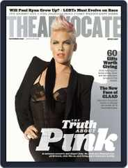 The Advocate (Digital) Subscription November 2nd, 2012 Issue