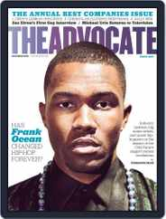 The Advocate (Digital) Subscription September 30th, 2012 Issue