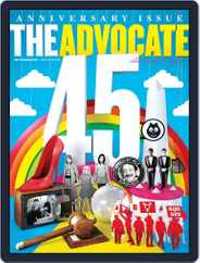 The Advocate (Digital) Subscription August 30th, 2012 Issue