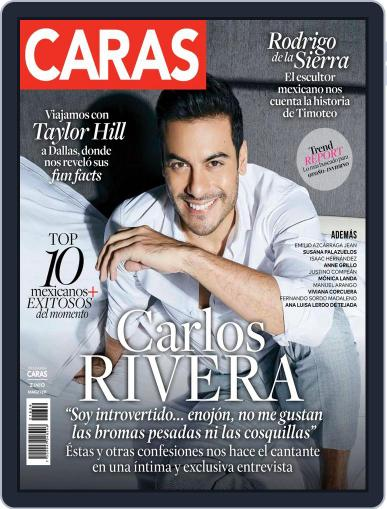 Caras-méxico (Digital) September 1st, 2019 Issue Cover