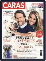 Caras-méxico (Digital) Subscription June 1st, 2014 Issue