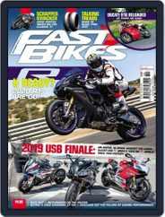 Fast Bikes (Digital) Subscription November 1st, 2019 Issue